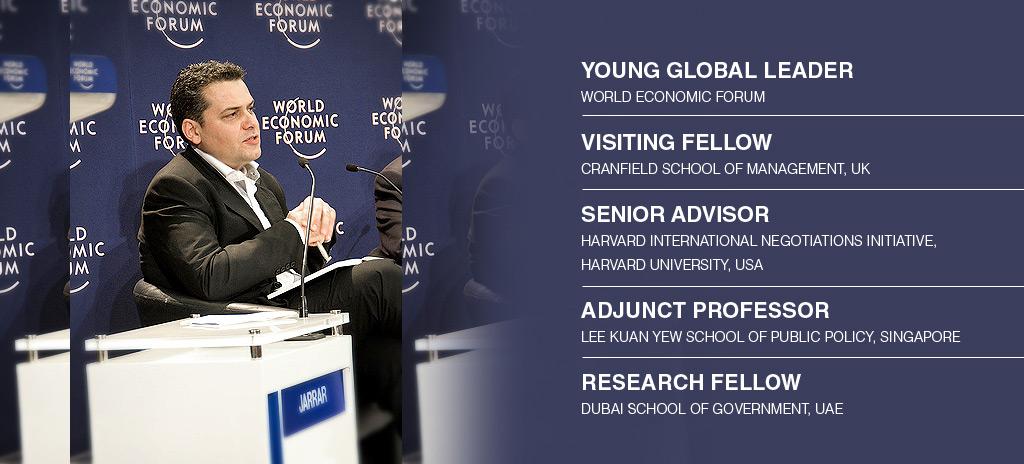 Yasar Jarrar | Young Global Leader